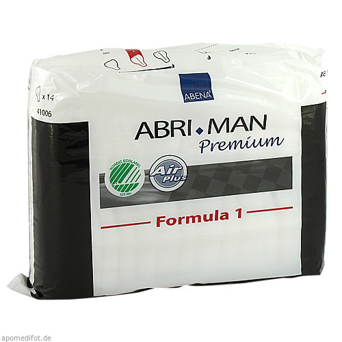 Abri-Man Formula 1 Air plus, 14 ST, Abena GmbH