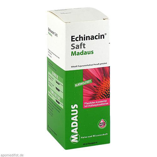 Echinacin Saft, 100 ML, MEDA Pharma GmbH & Co.KG