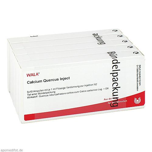 Calcium Quercus Inject, 50X1 ML, Wala Heilmittel GmbH