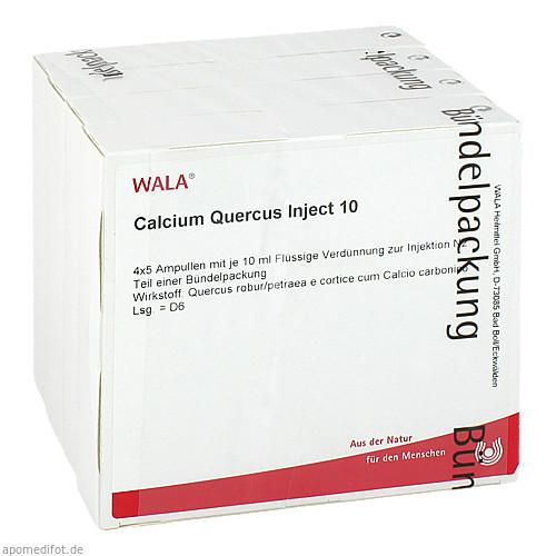 Calcium Quercus Inject, 20X10 ML, Wala Heilmittel GmbH