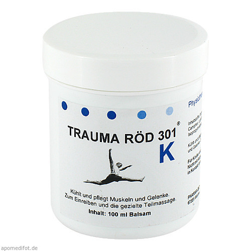 Trauma RÖD 301 Physiko Balsam K, 100 ML, Pharma-Biologica GmbH