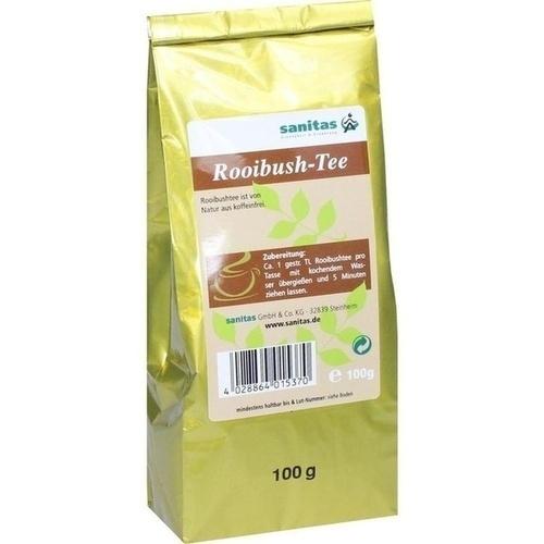 Rooibusch Tee, 100 G, Sanitas GmbH & Co. KG