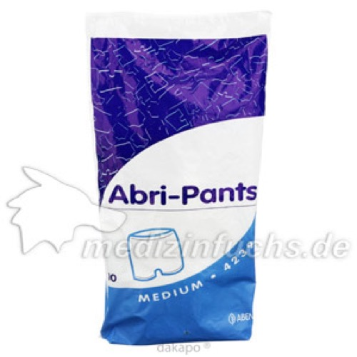 ABRI PANTS MEDIUM 4239, 10 ST, Abena GmbH