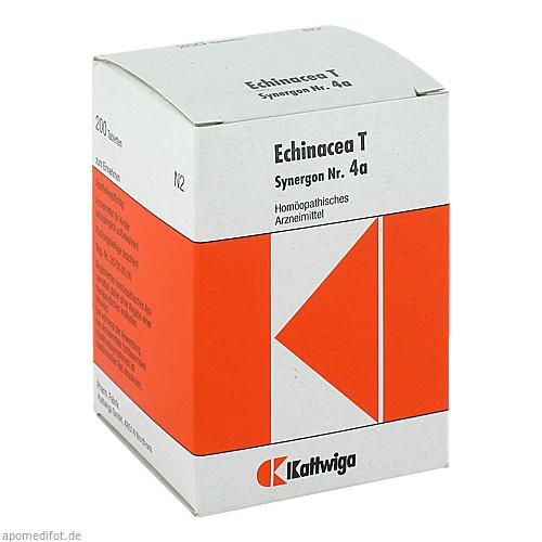 Synergon Komplex Echinacea T Nr 4A, 200 ST, Kattwiga Arzneimittel GmbH