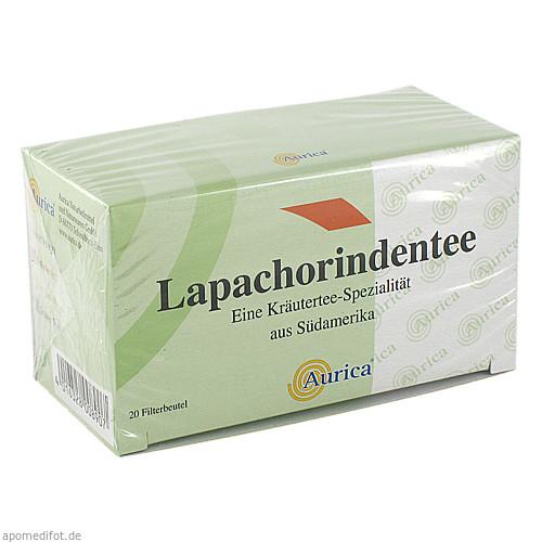 Lapachorindentee, 20 ST, AURICA Naturheilmittel und Naturwaren GmbH