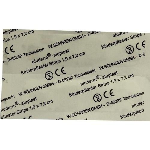 Aluderm aluplast Kinder Strips Clown 7.2x1.9cm, 1 ST, W.Söhngen GmbH