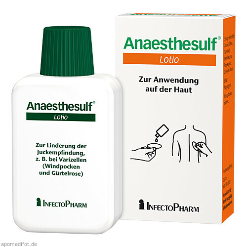 ANAESTHESULF Lotio, 50 G, Infectopharm Arzn.U.Consilium GmbH