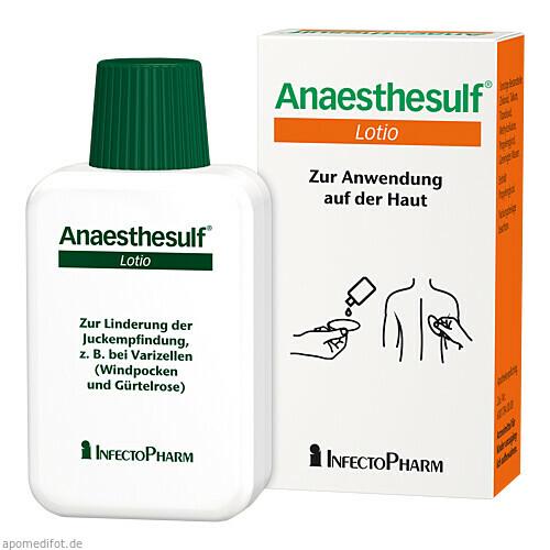 ANAESTHESULF Lotio, 100 G, Infectopharm Arzn.U.Consilium GmbH