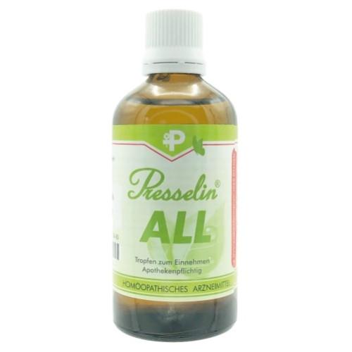 Presselin ALL Tropfen, 50 ML, COMBUSTIN Pharmazeutische Präparate GmbH