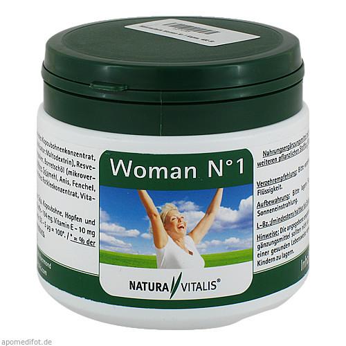 NaturaVitalis Woman Nr.1, 400 ST, Natura Vitalis GmbH