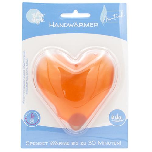 Handwärmer Herz KDA, 1 ST, Kda Pharmavertrieb Arndt GmbH