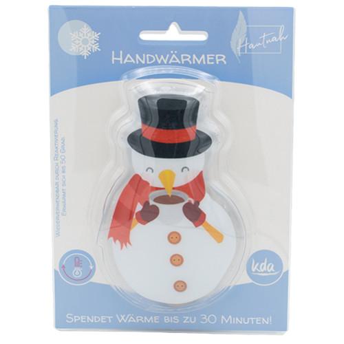 Handwärmer Schneemann KDA, 1 ST, Kda Pharmavertrieb Arndt GmbH