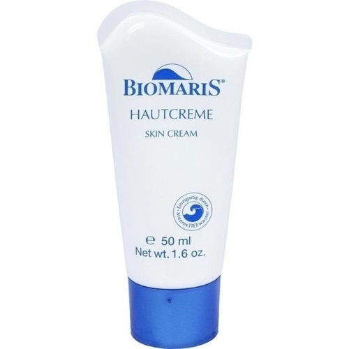 BIOMARIS HAUTCREME, 50 ML, Biomaris GmbH & Co. KG