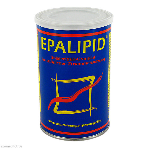 EPALIPID Sojalecithin-Granulat, 300 G, Biofrid GmbH & Co. KG