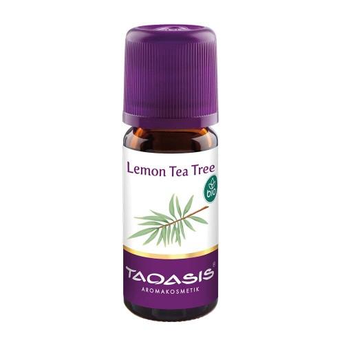 LEMON TEA TREE BIO OEL, 10 ML, Taoasis GmbH Natur Duft Manufaktur