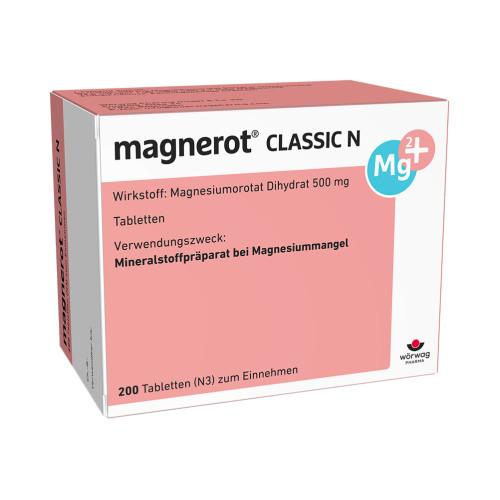 magnerot Classic N (200 ST) Preisvergleich günstig kaufen ~ 07053851_Sukkulenten Bestellen Schweiz
