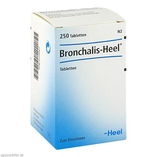 BRONCHALIS HEEL, 250 ST, Biologische Heilmittel Heel GmbH