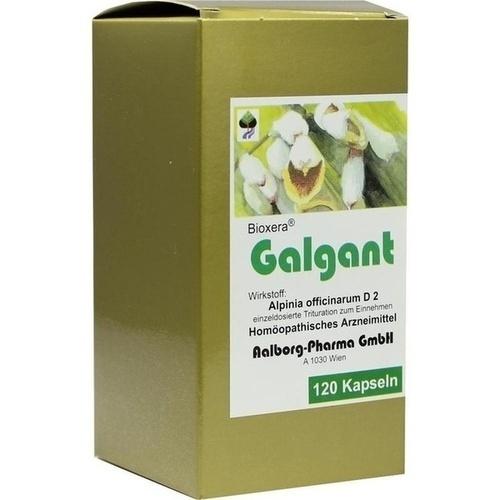 Galgant, 120 ST, Aalborg Pharma GmbH