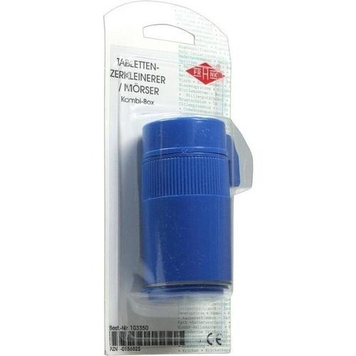 Tablettenzerkleinerer Moerser/Kombibox, 1 ST, Büttner-Frank GmbH