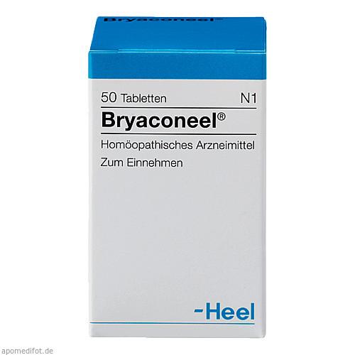 BRYACONEEL, 50 ST, Biologische Heilmittel Heel GmbH