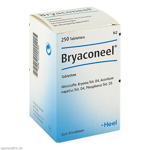 BRYACONEEL, 250 ST, Biologische Heilmittel Heel GmbH