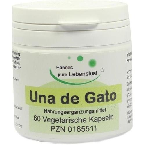 Una de Gato, 60 ST, G & M Naturwaren Import GmbH & Co. KG
