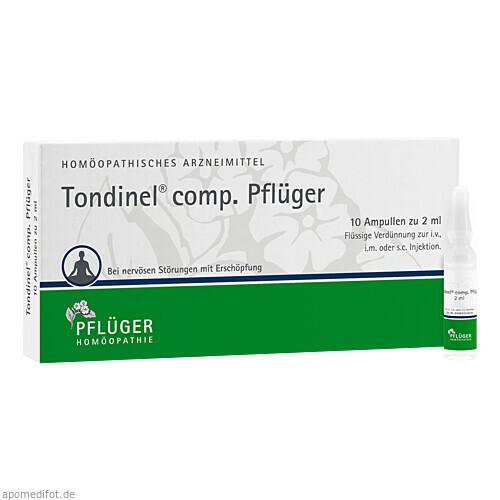 Tondinel comp. Pflüger, 10 ST, A.Pflüger GmbH & Co. KG