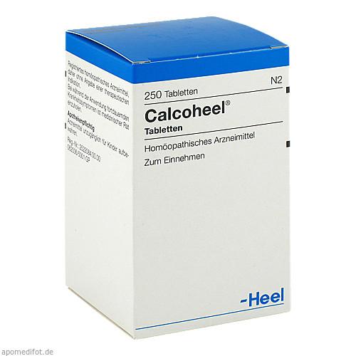CALCOHEEL, 250 ST, Biologische Heilmittel Heel GmbH