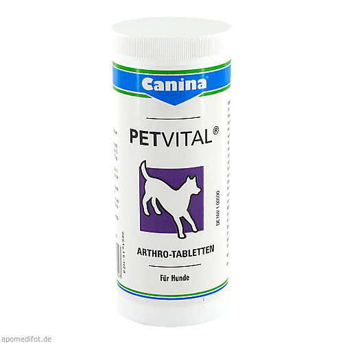 PETVITAL ARTHRO TABLETTEN vet, 180 G, Canina Pharma GmbH
