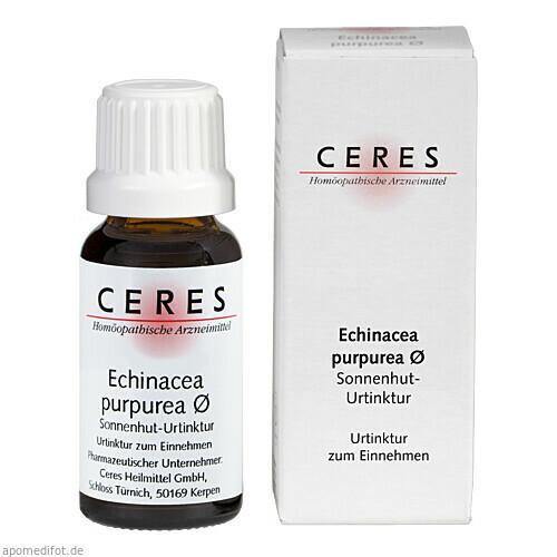 CERES Echinacea purpurea Urt., 20 ML, Ceres Heilmittel GmbH