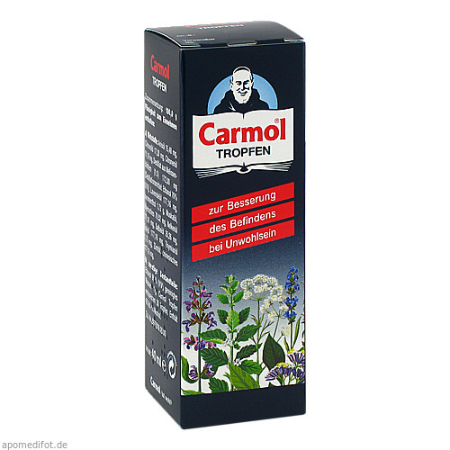 CARMOL Tropfen, 40 ML, Queisser Pharma GmbH & Co. KG