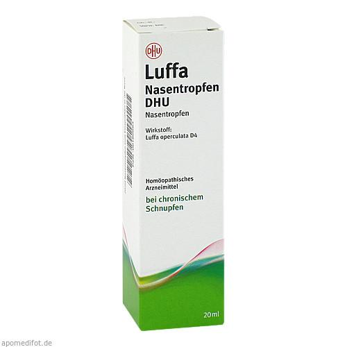 Luffa Nasenspray DHU, 20 ML, Dhu-Arzneimittel GmbH & Co. KG