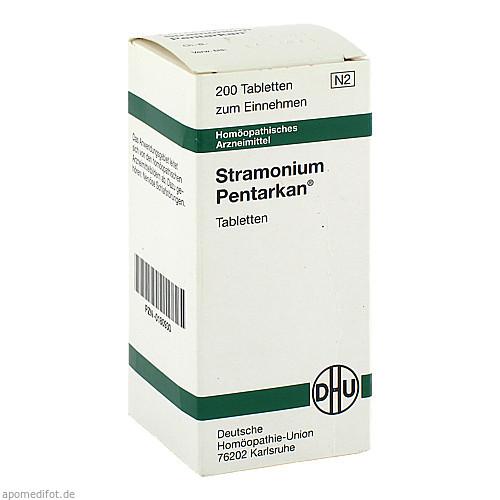 STRAMONIUM PENTARKAN, 200 ST, Dhu-Arzneimittel GmbH & Co. KG