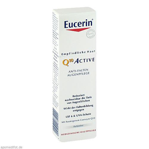 EUCERIN EGH Q10 Active Augencreme, 15 ML, Beiersdorf AG Eucerin