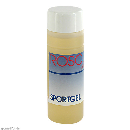 ROSOLIMED SPORTGEL N, 200 ML, Rosolimed GmbH