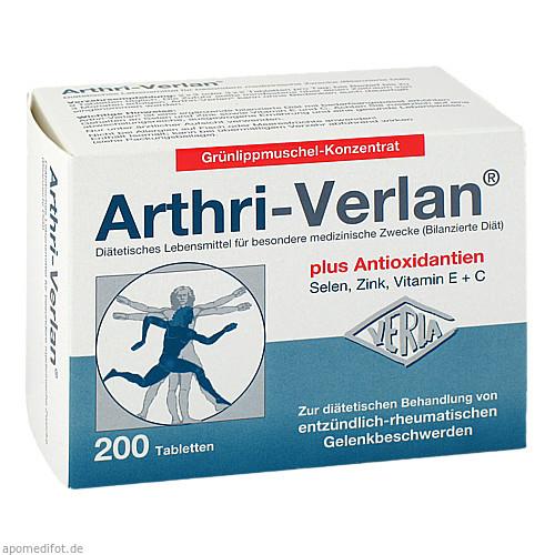 Arthri-Verlan, 200 ST, Verla-Pharm Arzneimittel GmbH & Co. KG