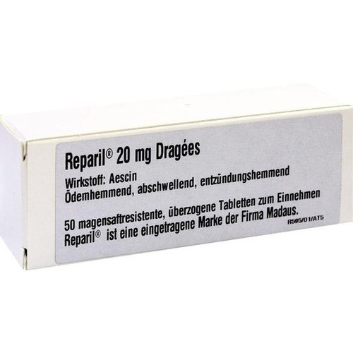 REPARIL, 50 ST, Aca Müller/Adag Pharma AG