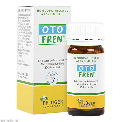 Otofren, 100 ST, A.Pflüger GmbH & Co. KG