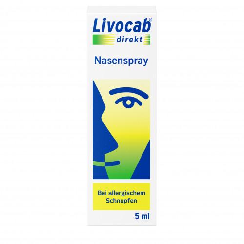 Livocab direkt, 5 ML, Johnson & Johnson GmbH (Otc)
