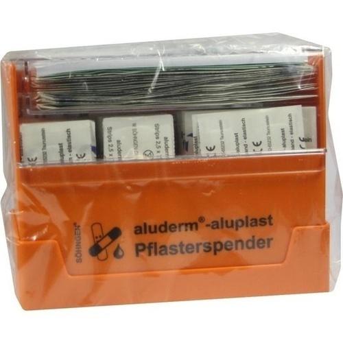 Aluderm Aluplast Pflasterspender Erwachsene, 1 ST, W.Söhngen GmbH