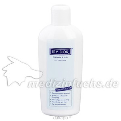 MY DOK Haarshampoo, 200 ML, Sanderstrothmann GmbH