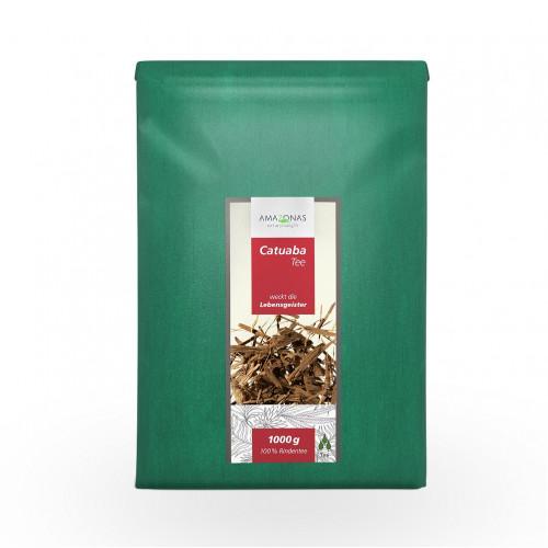 Catuaba 100% pur, 1000 G, Amazonas Naturprodukte Handels GmbH
