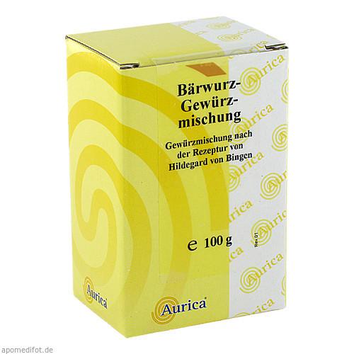 Bärwurzgewürz, 100 G, Aurica Naturheilm.U.Naturwaren GmbH