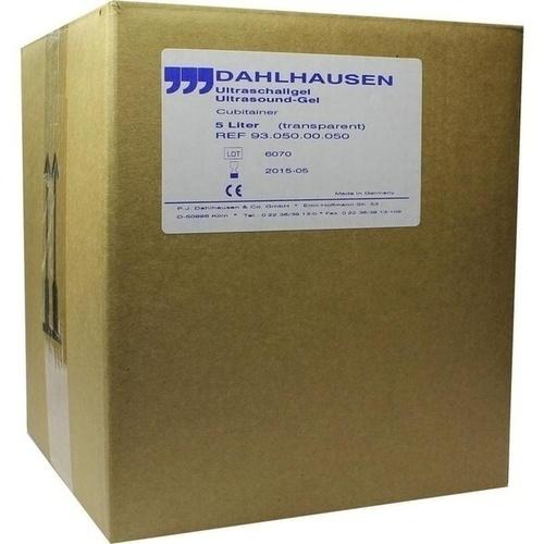 Ultraschall-Gel Cubitainer, 5 L, P.J.Dahlhausen & Co. GmbH