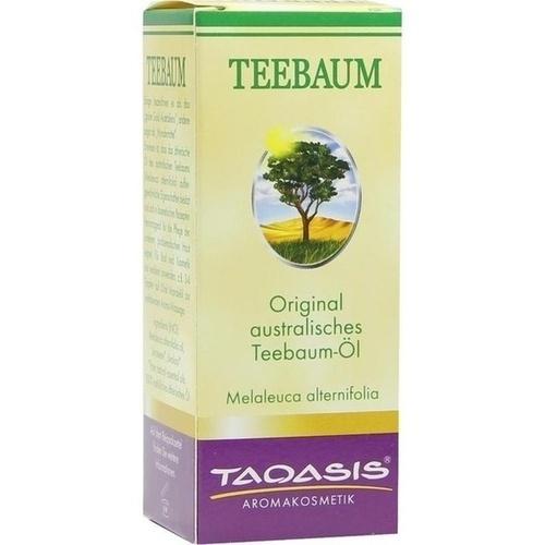 Teebaum-Öl im Umkarton, 50 ML, Taoasis GmbH Natur Duft Manufaktur