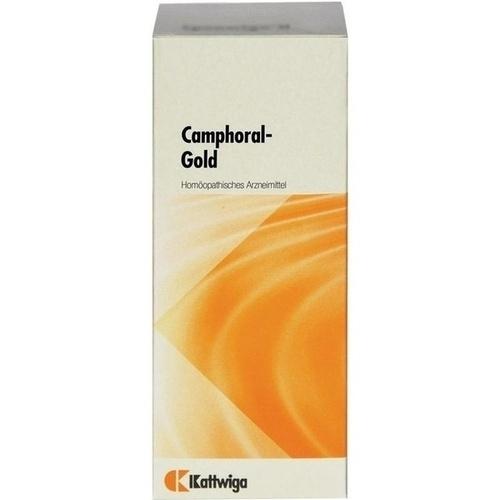 Camphoral-Gold, 100 ML, Kattwiga Arzneimittel GmbH