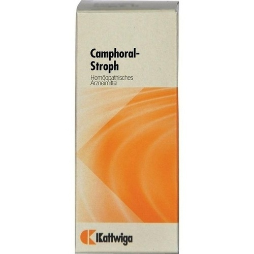Camphoral-Stroph, 20 ML, Kattwiga Arzneimittel GmbH