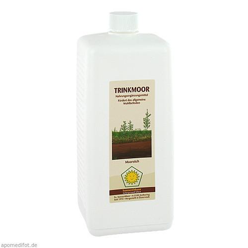 TRINKMOOR SonnenMoor, 1 L, SONNENMOOR Verwertungs- u. Vertriebs GmbH