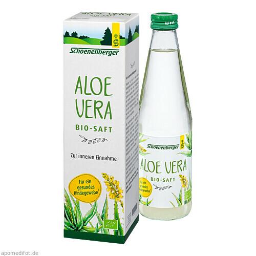 Aloe Vera Bio-Saft Schoenenberger, 330 ML, Salus Pharma GmbH