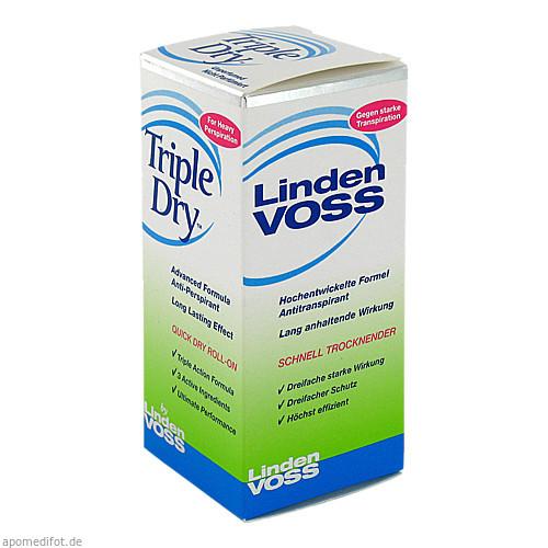 LINDEN VOSS Anti-Transpirant Roll on o Parfüm, 50 ML, Pw Promotion Agentur